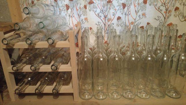 Butelki na wino o poj. 0,7 litra