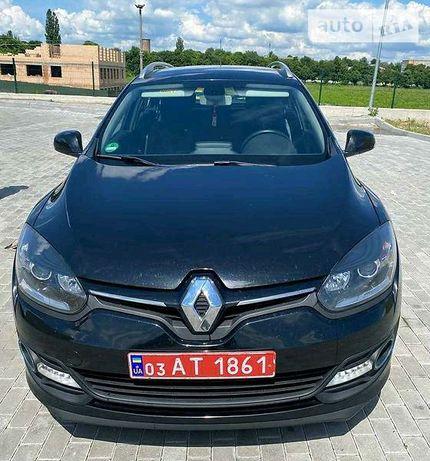 Renault meganе 2014 Limited