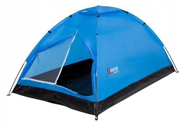 Палатка Abarqs Domepack-2a 2-х місна Синя