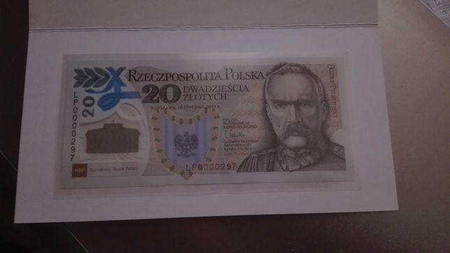 20zł Legiony Polskie Nr 297 !!!