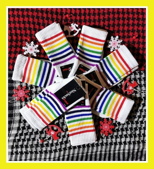 Носки женские спортивные, модные носочки Запорожье - изображение 1