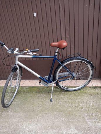 Sprzedam aluminiowy rower miejski kettler 3 biegowy