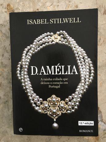 Livro D Amélia - Isabel Stilwell