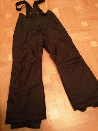 Spodnie narciarskie 122/128
