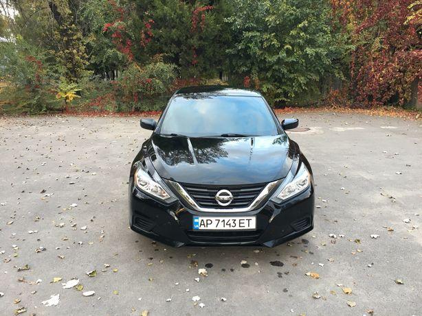 Nissan Altima Альтима 2016 2.5