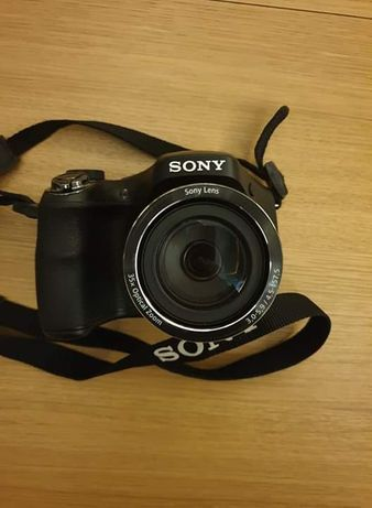 Aparat Sony DSC H300