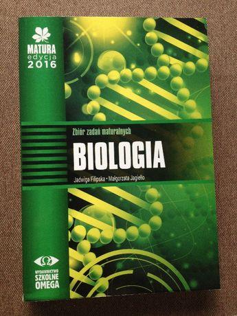 Matura 2016 - Biologia - zbiór zadań maturalnych - Omega