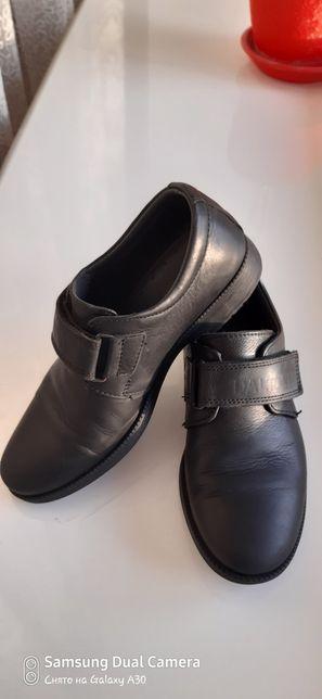 Кожаные туфли для мальчика(фирмы DALTON)