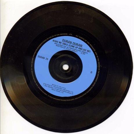 Пластинка Duran Duran - The reflex/make me smile