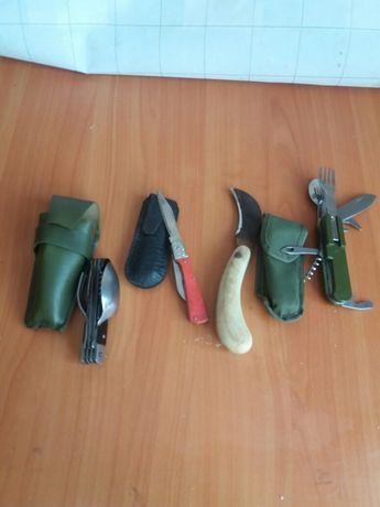 Туристические,складные ножи СССР