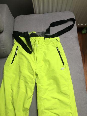 Spodnie narciarskie 4 f