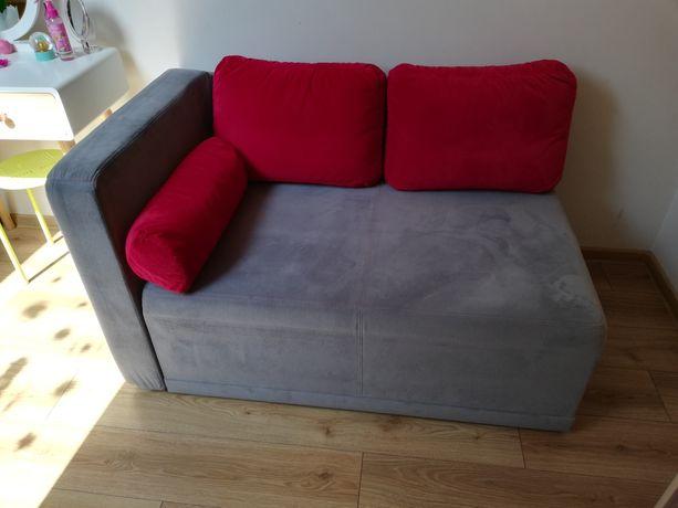 Sofa rozkładana tapczan łóżko