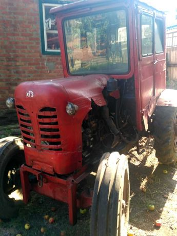Продам трактор (саморобний)
