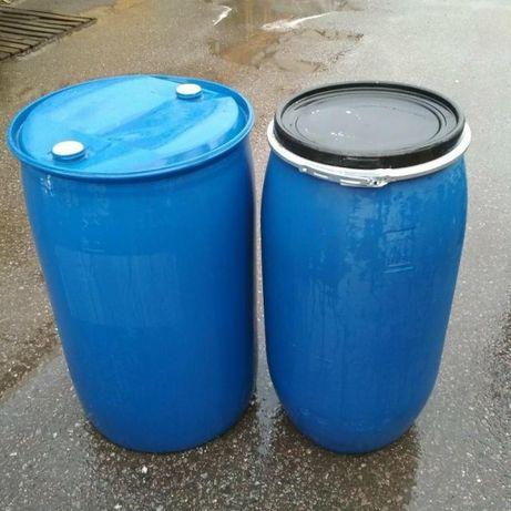 Продам пластиковые бочки 180, 200 и 227 литров, пластиковые канистры