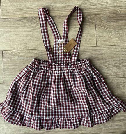 Newbie nowa sukienka 110/116