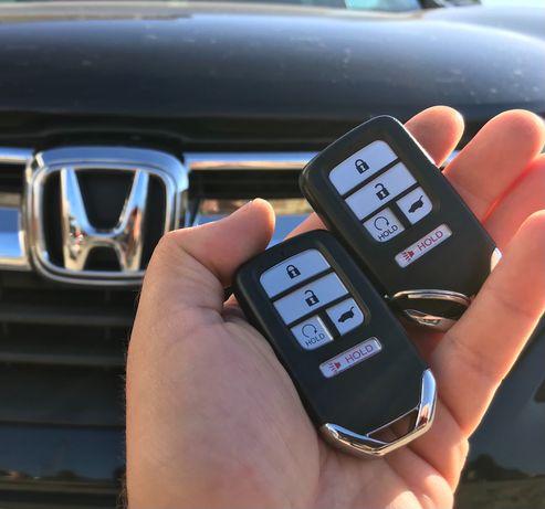 Kluczyk Honda z kodowaniem, CRV, HRV Accord, Keyless, immo Warka