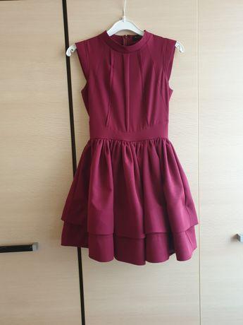 Rozkloszowana sukienka Bella S