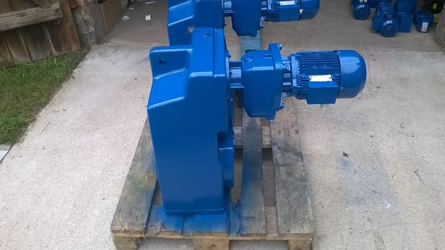 Motoreduktor 1,5kw 2,5obr/min NORD