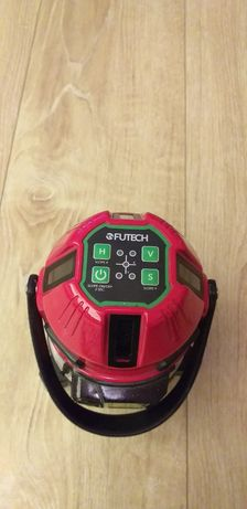 Futech Laser Multicross 8 HPSB GREEN LION NIWELATOR