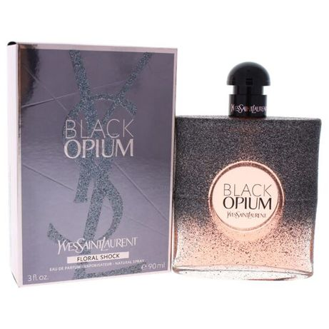 Yves Saint Laurent Black Opium Floral Shock Edp 90 Ml Produkt