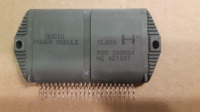 Układ hybryda wzmacniacz mocy audio Panasonic Technics RSN308M24