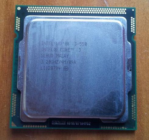Processador Core I3-550 3.20Ghz