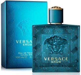 Versace Eros Perfumy Męskie. EDT 100ml. KUP TERAZ