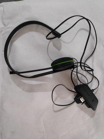 Słuchawki i mikrofon xbox One