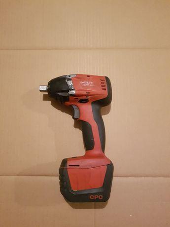 HILTI SIW 14-A 11 rok klucz udarowy zakrętarka akumulator 3.3Ah