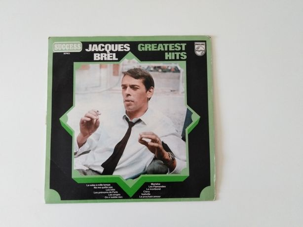 Jacqes Brel The Greatest Hits