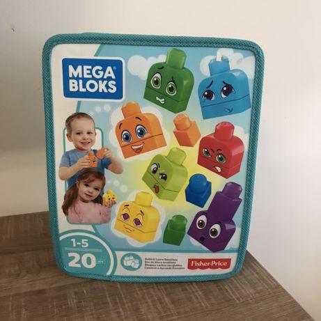 Fisher price Mega blocks конструктор