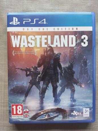 Wasteland 3 PS4 wersja PL
