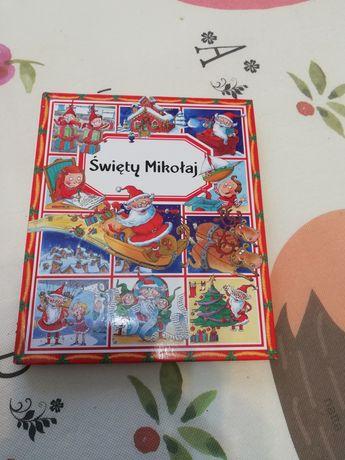 Książka Święty Mikołaj