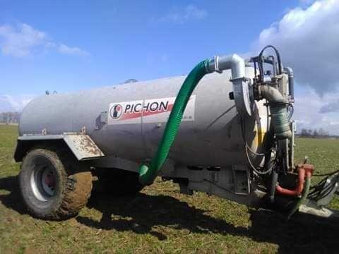 Beczkowóz pichon joskin meprozet 11300 litrów Rocznik 2004