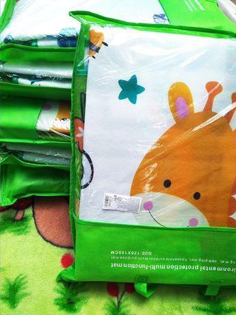 Детский коврик, бебипол 120*180