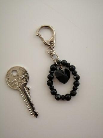 Porta chaves - pedras pretas - Stone