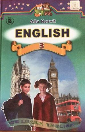 Підручник з англійської мови 3 Клас Несвіт