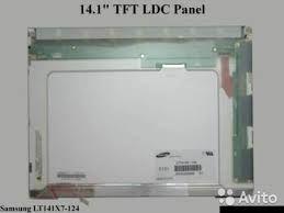 """Матрица для ноутбука 10""""-14"""" LT141X7-124 LTD141KN5K TM121SV…"""