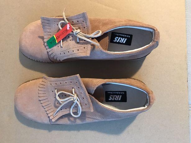 Sapatos carneirinhos Novos 40