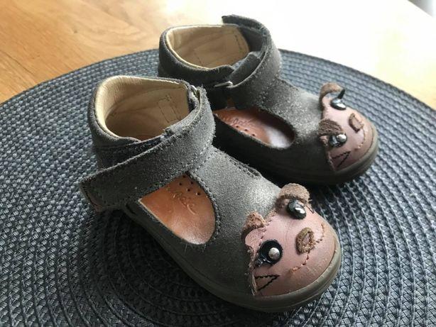 ZESTAW 3 pary bucików dziecięcych MRUGAŁA i inne