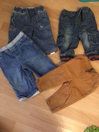 Cztery pary spodni 68