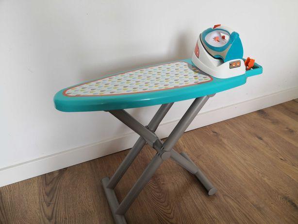 Smoby, zabawka edukacyjna Deska do prasowania ze stacją parową