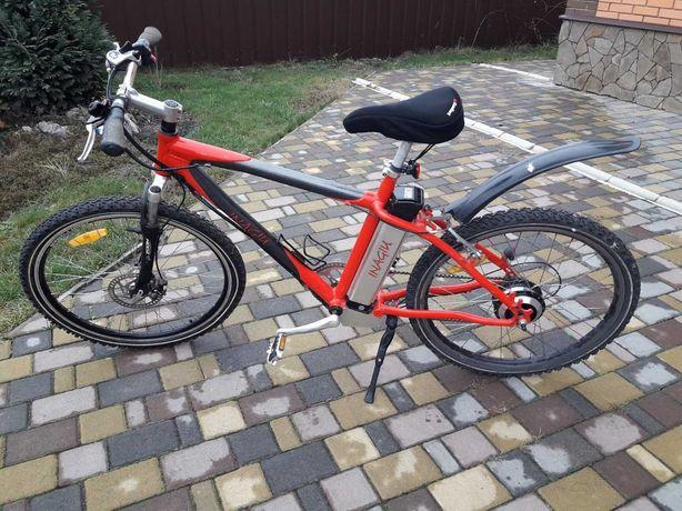 Электровелосипед Neco Zoom от Inagiu батарея под замену