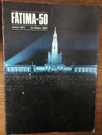 Fátima 50, ano 1, nº1 13 maio 1967