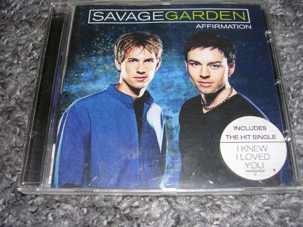 Savage Garden Afirmation