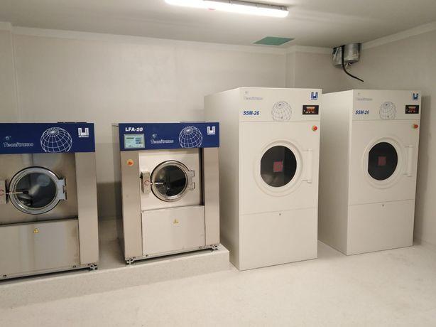 Lares clínicas hospital lavandaria industrial Tecnitramo
