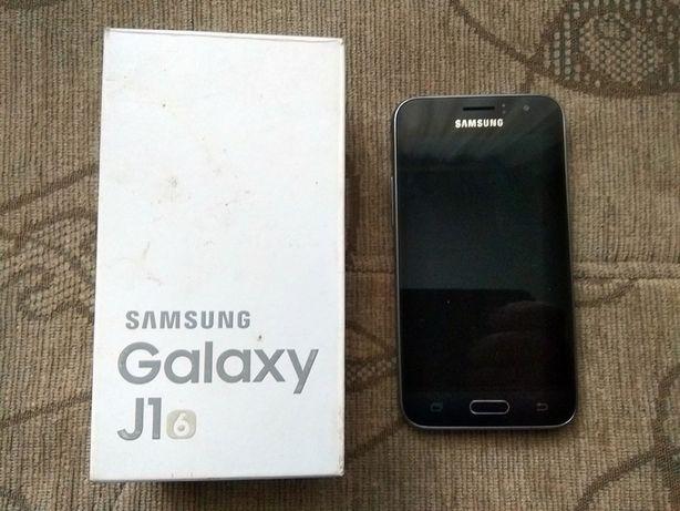 Телефон Samsung Galaxy j1 2016(на запчасти)