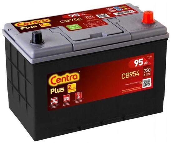 Akumulator Centra Plus CB954 12V 95Ah 720A P+ Kraków EB954