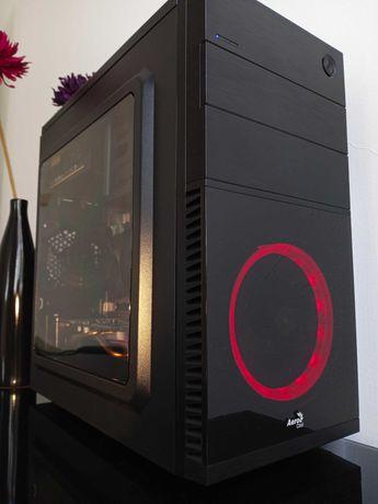 PC Gaming Core i7-860 c/ gráfica Sapphire Radeon HD 5770 GDDR5