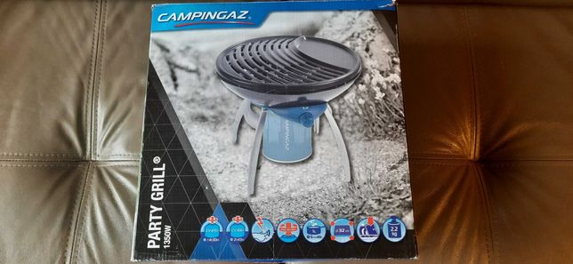 Gril gazowy kuchenka turystyczna Campingaz Party Grill